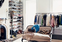 Closet Spaces / The perfect place for 'closet' inspiration and ideas for your closet. / by Rochell E James-Lewis