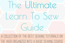 Sewing / Sewing projects / by Beth Kane