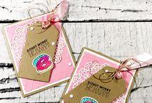 Donut Worry - Donut themed cards