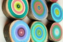 log crafts