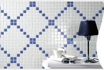 Custom Mosaic Designs & Mosaic Art / Mosaic tiles have endless possibilities! We specialize in custom designs, from blended mosaics to gradients to patterns and artistic insets!
