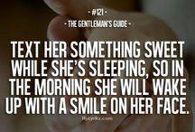 Hopeless Romantic Gestures ❤️