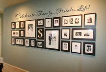 Decor: Living & Family Room / by Lynette Miller
