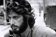 Al Pacino in Serpico, 1973.