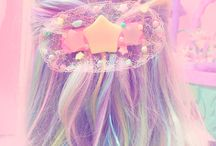 かわいい髪