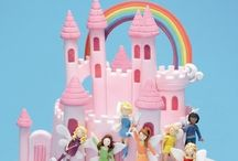 Cakes - Castles / Anything cake themed around a castle!