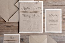 Wedding invitations & other stuff to do