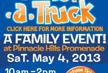 Touch-A-Truck Event / by Lake Blackshear Resort