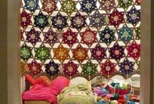 Curtain free pattern