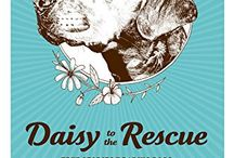 Daisy to the Rescue / Daisy to the Rescue: True Stories of Daring Dogs, Paramedic Parrots, and Other Animal Heroes, is a new book by Jeff Campbell, featuring original illustrations by Ramsey Beyer. Daisy to the Rescue conveys a thrilling and inspirational message about the world we share with animals, illuminating more than 50 amazing stories of how animals not only make our lives better, but also can and do literally save our lives as well.