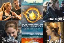One Choice Can Transform, Destroy, and Define You / Divergent, Insurgent, and Allegiant / by Mallory Eason