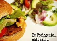 Healthy Burgers and Sandwiches / Healthy vegetarian and fish recipes. www.beyondzucchini.com
