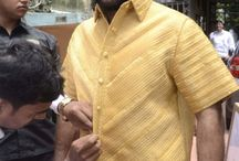 Most Expensive Shirt in the World 2014 / Pankaj Parakh, garment BBusinessmen from Yevla, Nashik. He wore his 4-kg Pure Gold Shirt costingRs 1.30 Crore during a thanksgiving visit at Siddhivinayak Temple in Mumbai. Review By http://www.rightfulreviews.com/expensive-shirt-world-2014.html