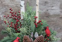Holiday Urns