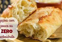 Pães sem carboidratos