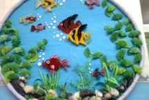 quilling cd acquarium