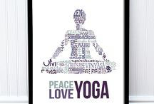 Yoga flow / I like practise yoga, it is 3 years yet i do it.
