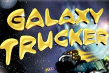 """Galaxy trucker / Extension pour campagne """"Galaxy trucker"""""""
