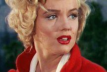Marilyn Monroe on my mind. / Actress