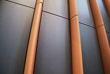 Fachadas ventiladas - Detalles / Las mejores soluciones y sistemas de fachadas ventiladas. Detalles estéticos e ideas constructivas para fachadas. Arquitectura y diseño para edificios y proyectos modernos.
