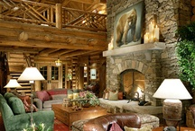 Great room / living rooms  / by Judy Hurst McCommic