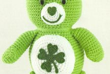 Crochet toy patterns / Crochet toy patterns / by Louise Barker-Tufft