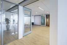 High Insulated Glass walls / Double glazed glass walls