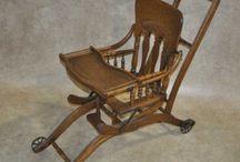 Kleine = Kinderstoel