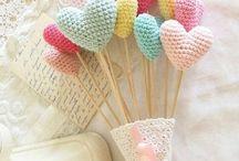 Crochet / by Mary Florêncio