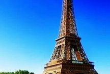 Paris : the city of love