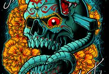 Head Skelethon