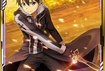 Sword Art Online Cards
