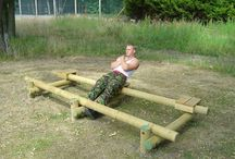 outdoor naturale gym