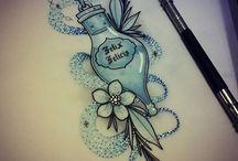 moje tatuaze