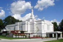 LDS Temples  / by Julie Newell