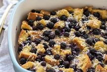 Breakfast and Brunch / Breakfast and brunch recipes / by Susan Bronson