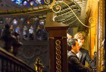 Batalla de Órganos / En este tablero reuniremos imágenes de las tres Batallas de Órganos que, con motivo de El Greco 2014, se celebrarán en la Catedral Primada de Toledo.