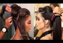 Kampausvideoita - Coiffure Tutorial Videos