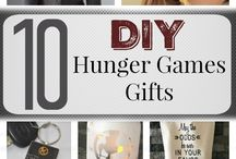 hunger games diy