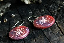 beautiful ceramic jewelry