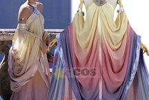 Padme Amidala costumes