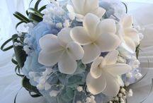 wedding  花