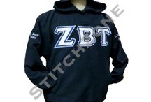 Zeta Beta Tau Fraternity / Hoodies, Zip-ups , Lined Jackets and much more...