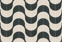 tiles - azulejos / inspirations - idées - céramique - azulejos