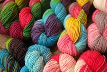 hand dyed wool Decida