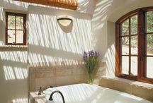 Dome bathroom & shower