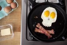 Breakfast foods / by Laura Danielson