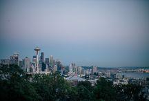Seattle + Portland // 2016