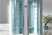 Steam Showers / If you're looking for a steam shower, Aquapeutics has the solution for you.  By removing the middle man we are able to offer the highest quality in craftsmanship and design at an extremely competitive price with a 3 year warranty and FREE shipping to the lower 48 contiguous United States.