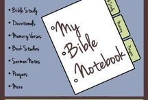 Bible study helps / by Lori Newbauer